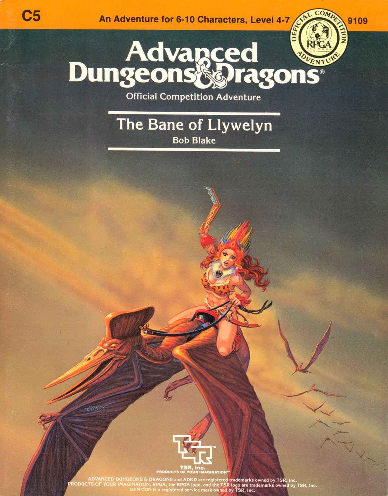 Cover of C5 The Bane of Llywelyn