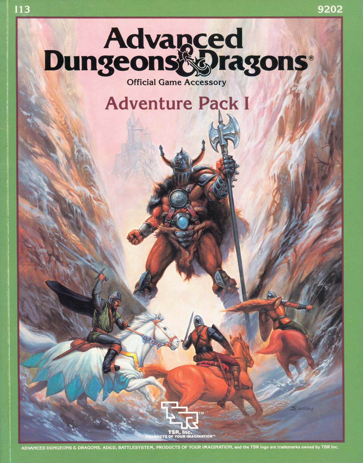 Cover of I13 Adventure Pack I